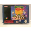 Lemmings 2 The Tribes Nintendo Super NES SNES Pal
