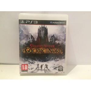 Seigneur des Anneaux Guerre du Nord Sony Playstation 3 PS3 Pal