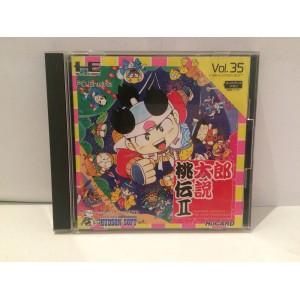 Momotaru No Densetsu II 2 NEC Pc Engine PCE Hu Card