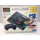 Console Sega Megadrive 1 Sonic Pack Jap