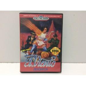 El Viento Sega Megadrive US Genesis