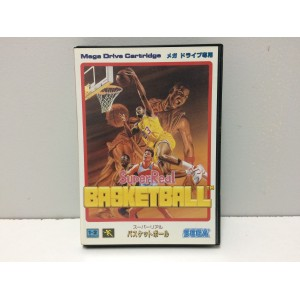 SuperReal Basketball Sega Megadrive Jap
