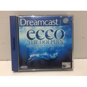 Ecco The Dolphin Sega Dreamcast Pal