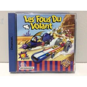 Les Fous du Volant Sega Dreamcast Pal
