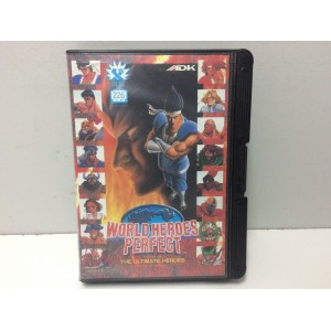 World Heroes Perfect SNK Neo Geo AES Jap