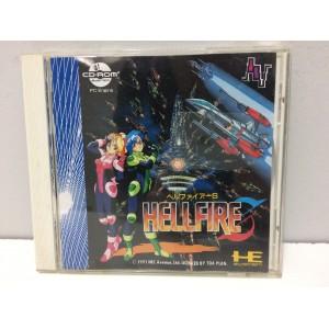 Hellfire NEC Pc Engine PCE Super CD Rom