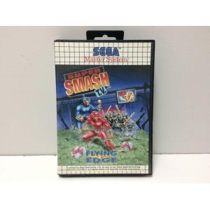 Super Smash TV Sega Master System Pal