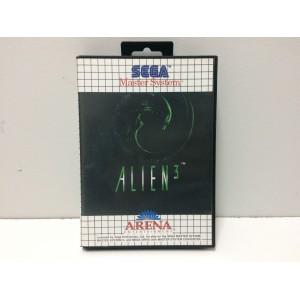 Alien 3 Sega Master System Pal