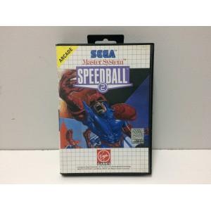 Speedball 2 Sega Paster System Pal