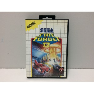 Fire and Forget II 2 Sega Master System Pal