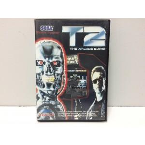 T2 The Arcade Game (Terminator) Sega Master System Pal