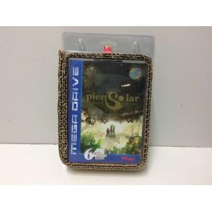 Pier Solar Collector 1st Print Sega Megadrive Pal Neuf Brand New