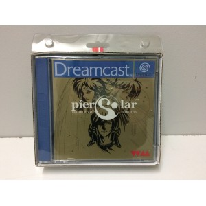 Pier Solar Sega Dreamcast Pal Neuf Brand New