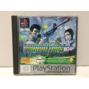 Syphon Filter 2 Sony Playstation 1 PS1 Pal