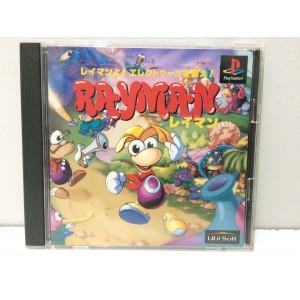 Rayman Sony Playstation 1 PS1 Jap