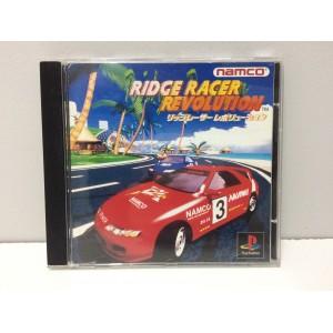 Ridge Racer Revolution Sony Playstation 1 PS1 Jap