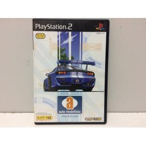 Auto Modelista Sony Playstation 2 PS2 Jap