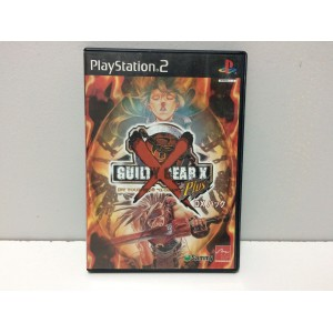 Guilty Gear X Plus Sony Playstation 2 PS2 Jap