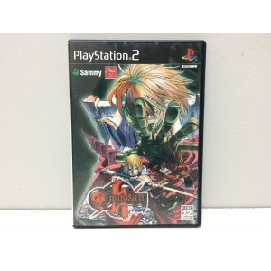 Guilty Gear XX Sony Playstation 2 PS2 Jap