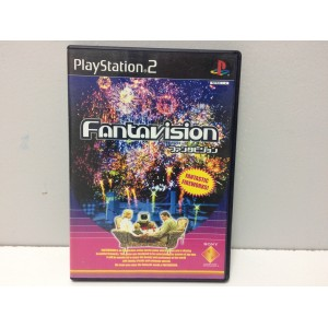 Fantavision Sony Playstation 2 PS2 Jap