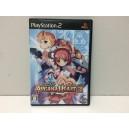 Arcana Heart 2 Sony Playstation 2 PS2 Jap