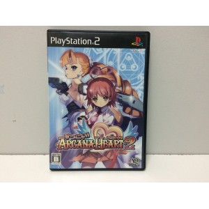 Arcana Heart 2 Sony Playstation 2 PS2 Jap