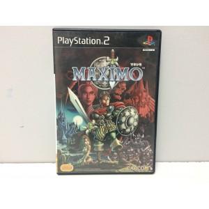 Maximo Sony Playstation 2 PS2 Jap