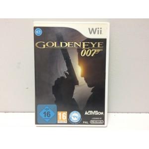 Goldeneye 007 Nintendo Wii Pal