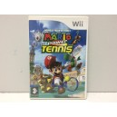 Mario Power Tennis Nintendo Wii Pal