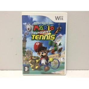 Mario Power Tennis Nintendo Wii Pal