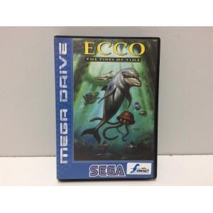 Ecco Tides Of Time Sega Megadrive Pal