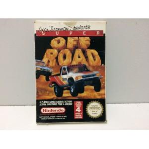 Super Off Road Nintendo NES Pal