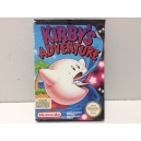Kirby's Adventure Nintendo NES Pal