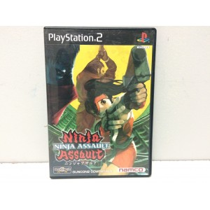 Ninja Assault Sony Playstation 2 PS2 Jap