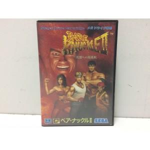 Bare Knuckle II 2 (Streets Of Rage II 2 ) Sega Megadrive Jap