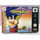 Mystical Ninja Starring Goemon Nintendo 64 N64 Pal
