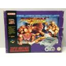 "Console Nintendo Super NES SNES Pal ""Street Fighter II 2 Turbo"" Pack"