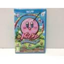 Kirby et le Pinceau Arc en Ciel Nintendo WiiU Wii U Pal Neuf Brand New