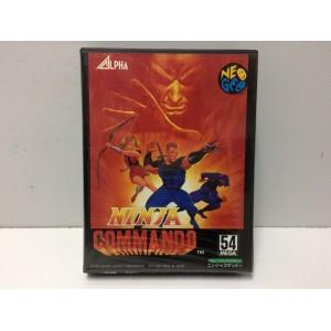 Ninja Commando SNK Neo Geo AES Jap