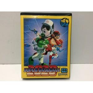 Super Baseball 2020 SNK Neo Geo AES JAP