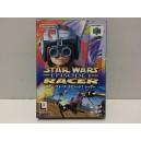 Star Wars Racer Nintendo 64 N64 Jap
