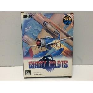 Ghost Pilots SNK Neo Geo AES Jap