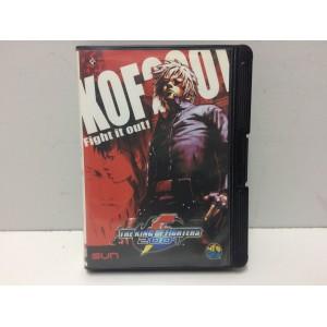 King Of Fighters 2001 KOF SNK Neo Geo AES Jap