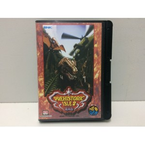 Convert NCI Prehistoric Isle 2 SNK Neo Geo AES Jap