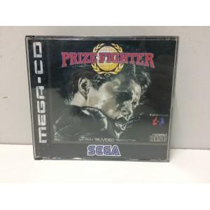 Prize Fighter Sega Mega CD Pal