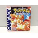 Pokemon Rouge Nintendo Game Boy Pal
