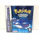 Pokemon SaphirNintendo Game Boy Advance GBA Pal