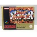 Super Street Fighter II 2 Nintendo Super NES SNES Pal