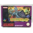 Super Ghouls N Ghosts Nintendo Super NES SNES Pal