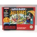 Super Mario All Stars Nintendo Super NES SNES Pal